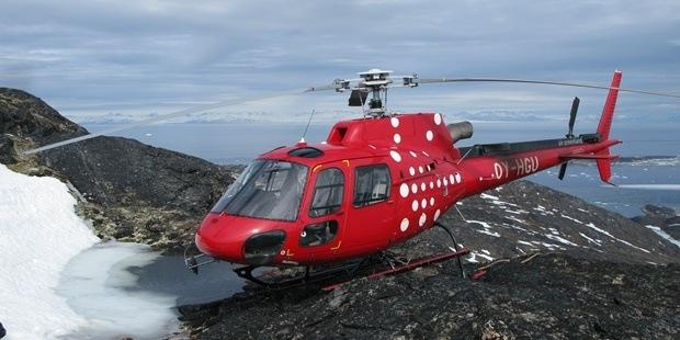 09 helicoptere as 350 air greenland