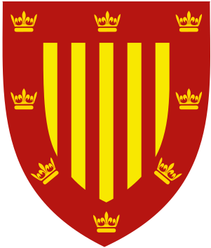 Peterhouse coat of arms svg