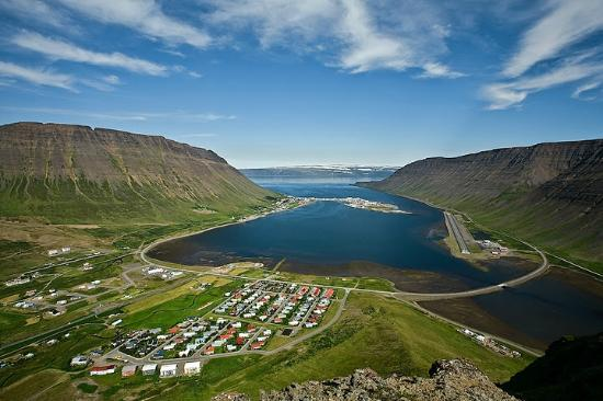 The isafjordur culture